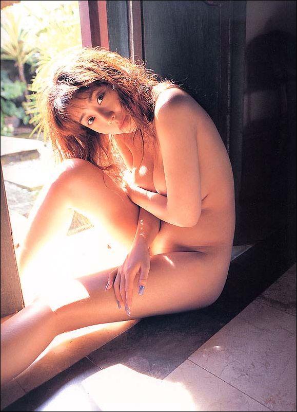Ayaka Fujisaki - Big Natural Japanese Breasts