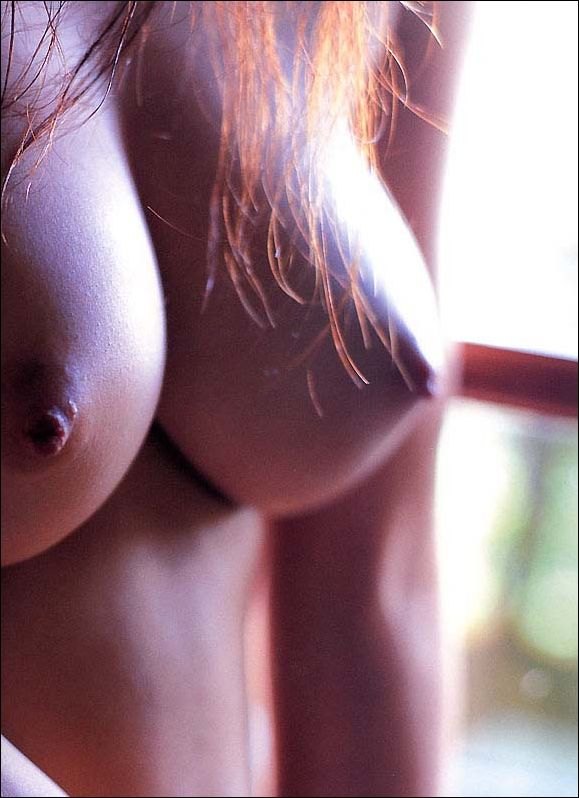 ayaka fujisaki   big natural japanese breasts