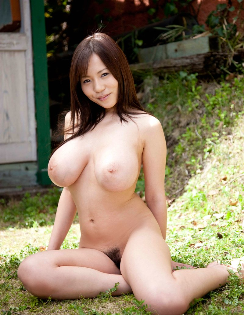 Japanese lady in naked