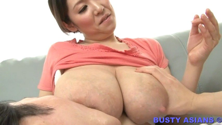 Asian bondage milking