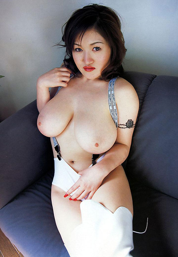 Asian punk girl nude