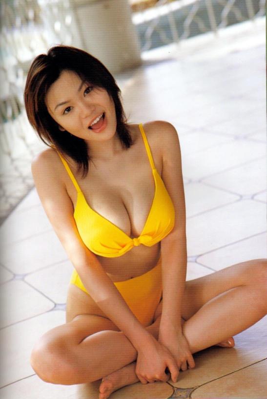 Yoko matsugane recent nude boob photo