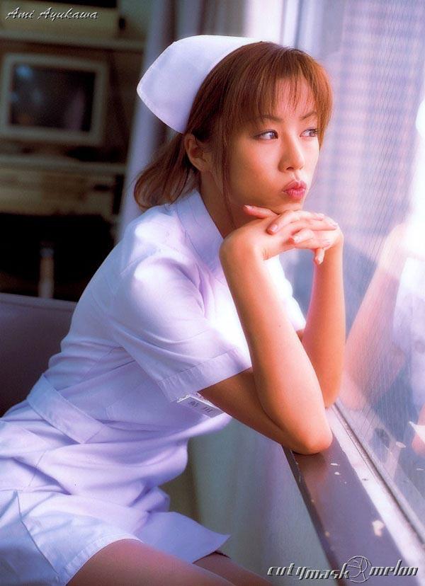 Hot Japanese Women Nurse