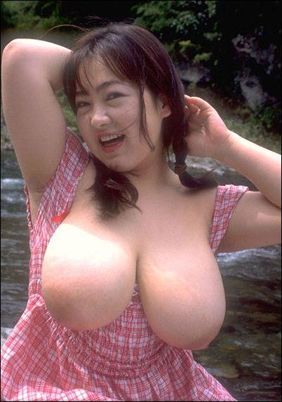 Hail, Hail Boobpedia!: Japan's Number One Big-Tit Girl: Mariko ...